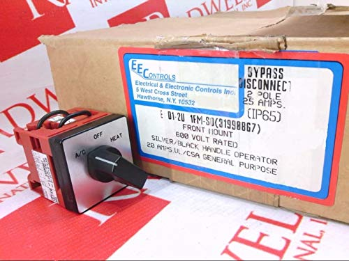 EEC AEG ED1-2U1FM-SO Bypass Custom