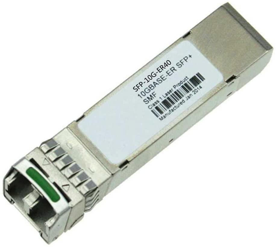 LODFIBER SFP-10G-ER40 Cisco Compatible 10GBASE-ER SFP+ 1310nm 40km DOM Transceiver