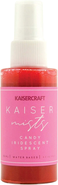 Kaisercraft KaiserMists Iridescent Ink Spray 1.5oz-Candy