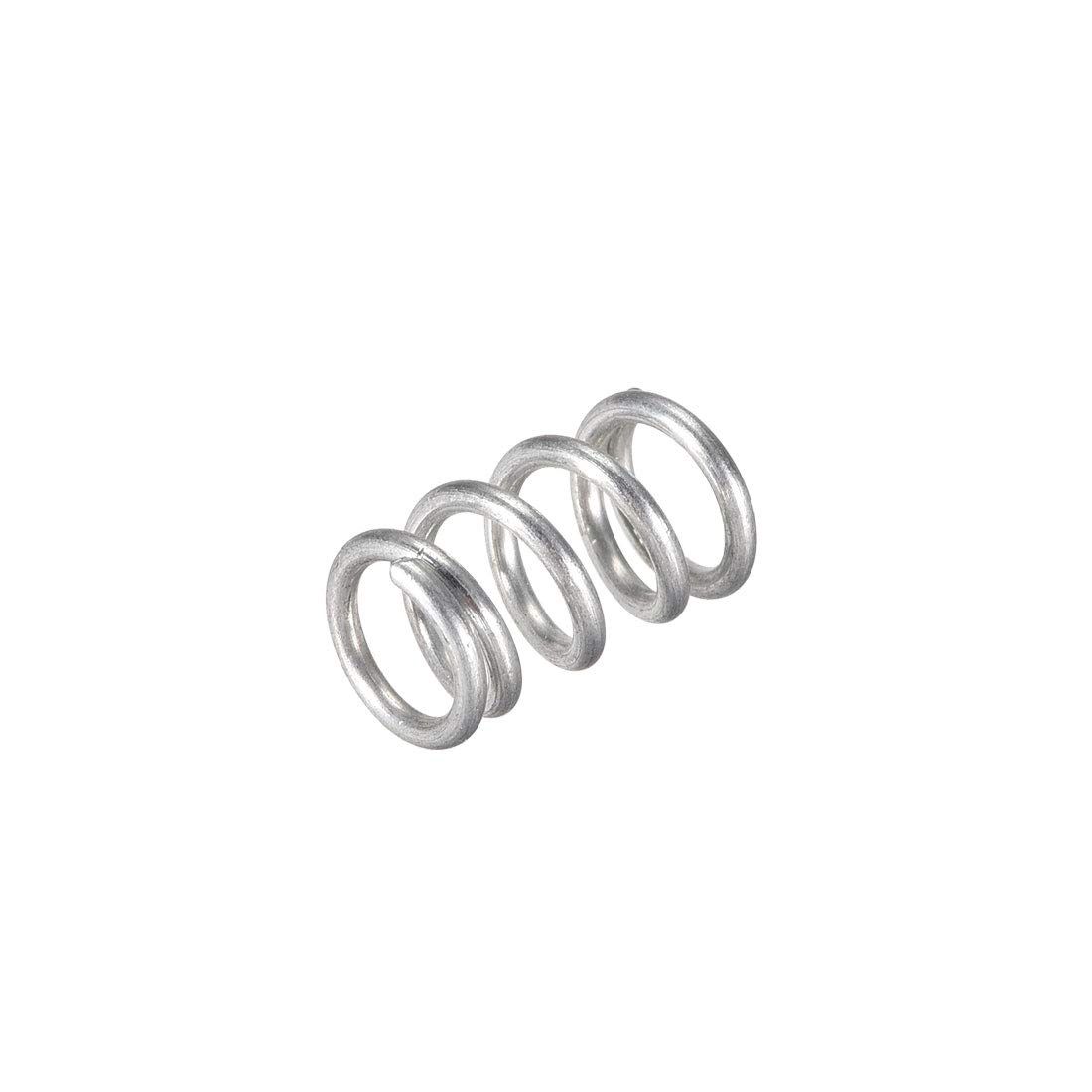 uxcell Heated Bed Springs for 3D Printer Extruder Compression Spring, 7 X 12mm 30pcs