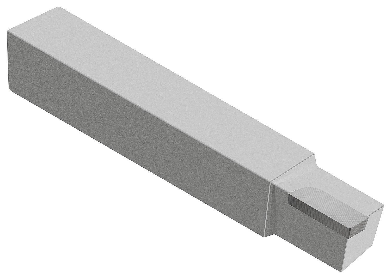 Micro 100 AL-6 Brazed Tool, Left Hand Square Shank Diameter