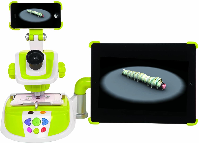 iTikes Microscope