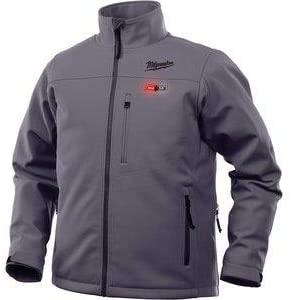 Milwaukee 202G-20L M12 Gray Heated Jacket, L