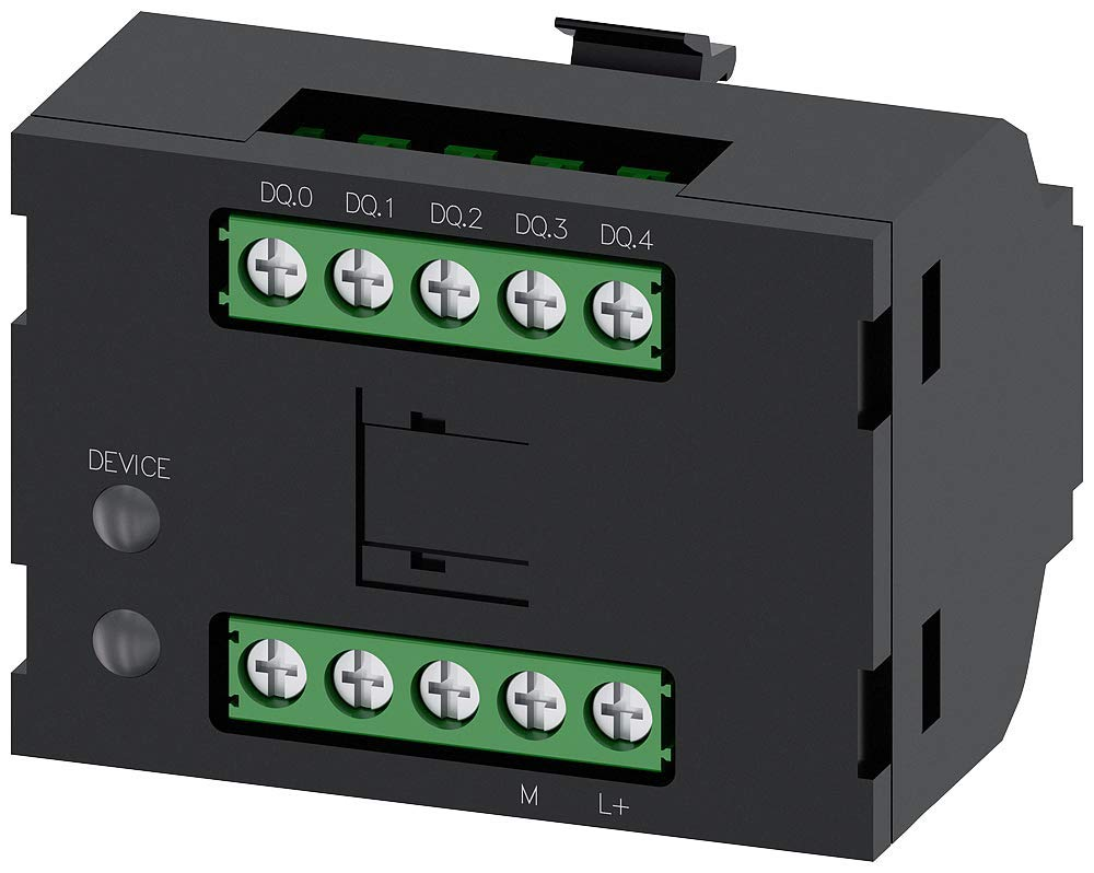 Siemens 3SU14001GC101AA0 ID Key-Operated Switch Electronic Module, IP20 Protection Rating