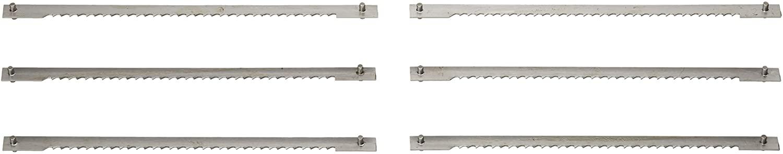 Olson Saw FR43001 Pin End Hobby Scroll Saw Blade