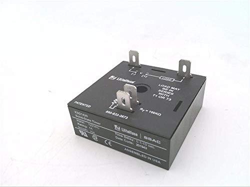SSAC KSD1420 DIGI-Timer Solid State 1A 120VAC 0.1-10SEC DELAY ON Make