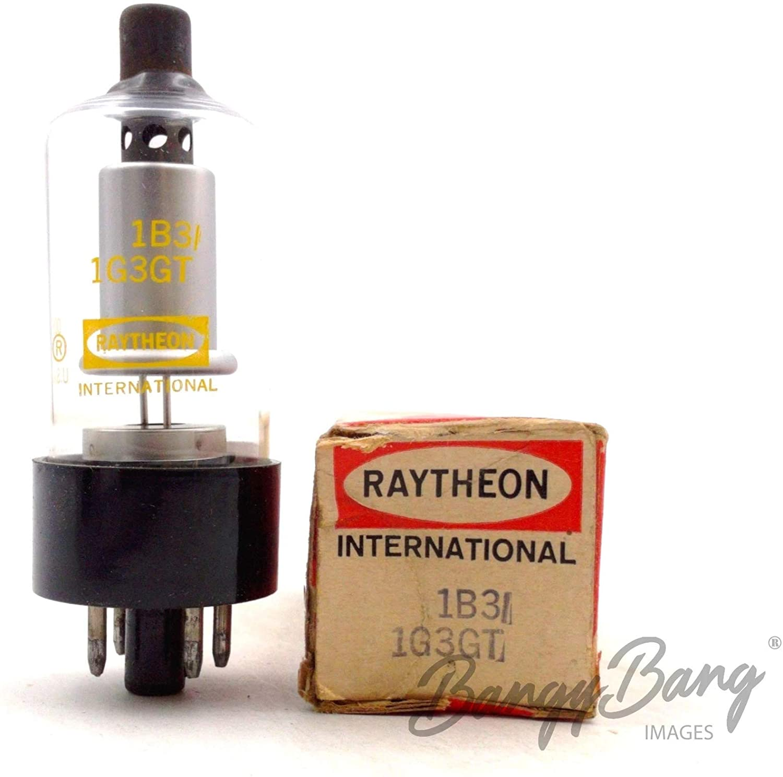 Vintage Raytheon 1B3/1G3GT High Voltage Rectifier Television Valve- BangyBang Tubes