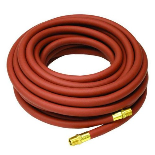 Reelcraft S601026-75 Low Pressure Air/Water Hose Assembly, 3/4
