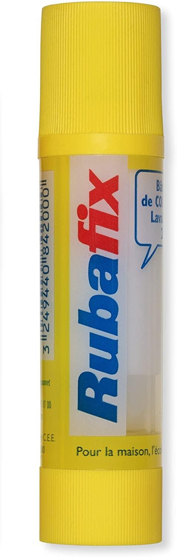 Rubafix 842000 Box Glue Stick 20 g-White