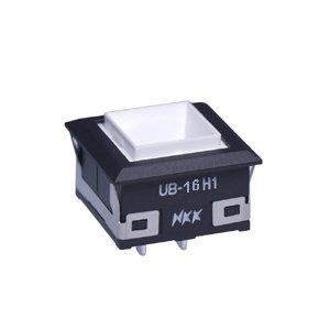 NKK Switches Part Number UB16KKG015F