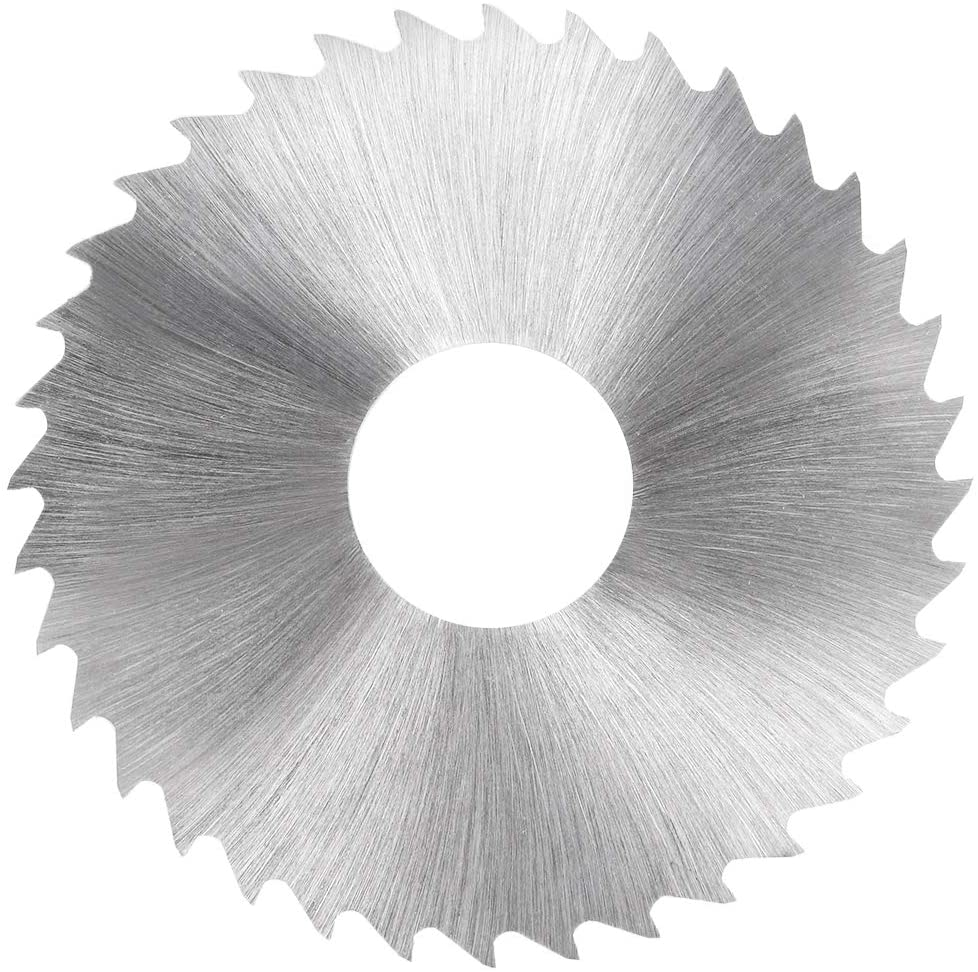 uxcell HSS Saw Blade, 75mm 36 Tooth Circular Cutting Wheel 1.5mm Thick w 22mm Arbor