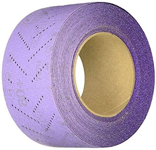 3M 3M-34448 Cubitron II Clean Sanding Hookit Abrasive Sheet Roll44; 240 g