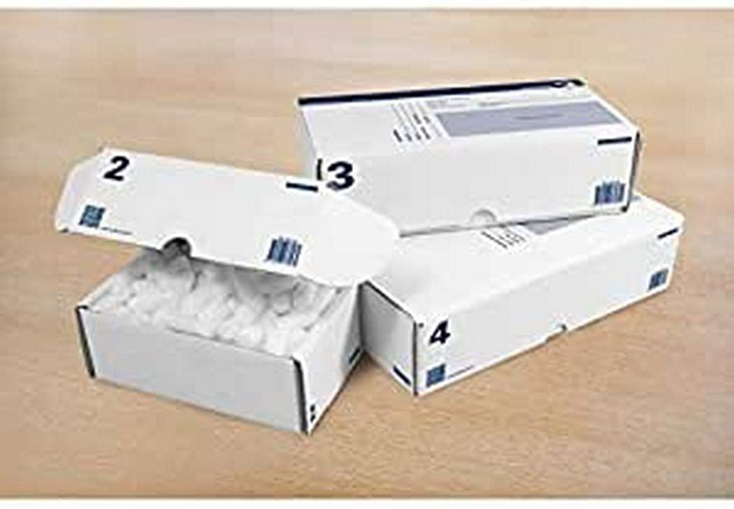 Raadhuis Shipping Box 2 Printed 200 x 140 x 80 mm Pack of 5