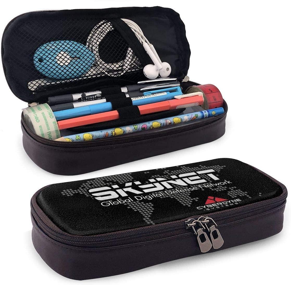 Skynet Teenager Pencil Bag, Small Tool Bag, Cosmetic Bag, Multi-Purpose Bag