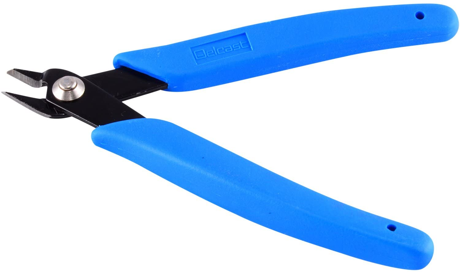 Delcast MEC-5A Flush Cutter Pliers with 14 AWG Cutting Capacity