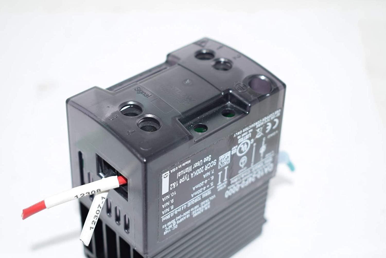 Watlow DA10-24F0-0000 Solid State Power Controller; Din-a-mite 18A/4-20mA/1 Ph/1 Control Leg/100-240VAC