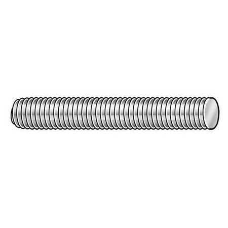 Threaded Rod, 316 SS, 3/4-10x1 ft