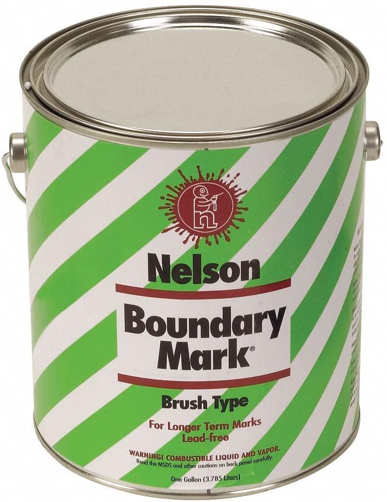 Boundary Marking Paints, Orange, 1 gal.