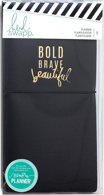 American Crafts Heidi Swapp Memory Planner Personal Bold