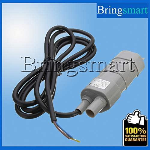 Pumps, Parts & Accessories BringSmart JT-500 Bathing Machine Pump 600L/H 5M 12V 24V DC Brush Water Pump Submersible Fountain Pump Mini Pump - (Voltage: 12V)
