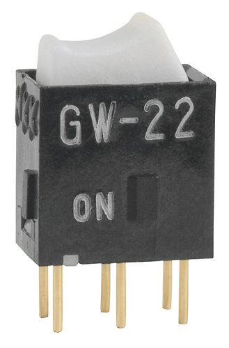 NKK Switches Part Number GW22RBP