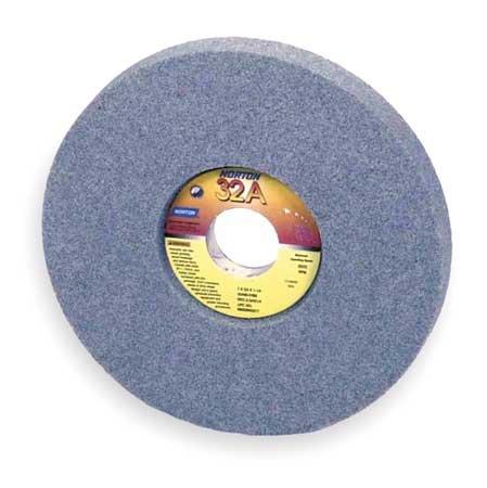 Grinding Wheel, 7x1x1.25, Rec1/S 3x1/2, PK5