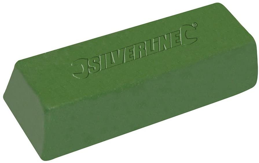 Silverline Tools - Green Polishing Compound - 500g
