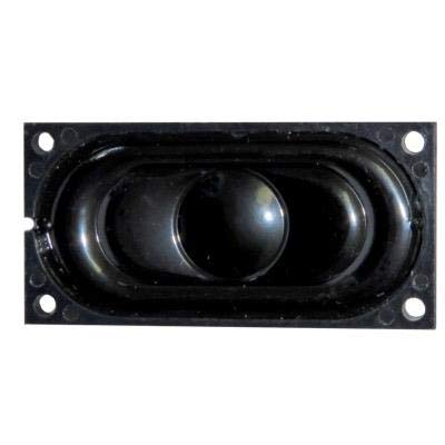 Speakers & Transducers Waterproof Spkr 4Ohm Rect, Frame, 2-3W