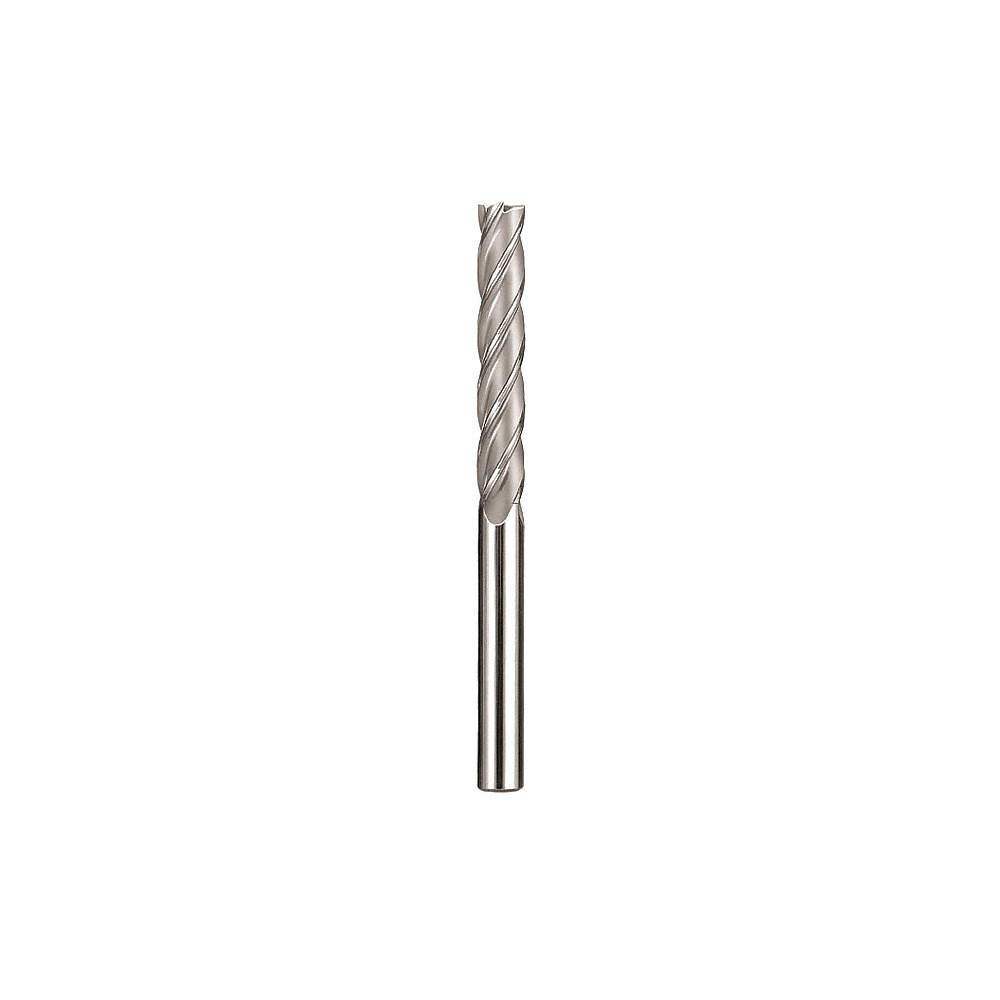 Carbide End Mill, Square, 4-1/2in, 4 FL, RH