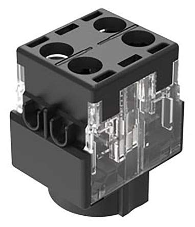 EAO 61-8755.11 SWITCHING ELEMENT, 2NC, 6A, SCREW