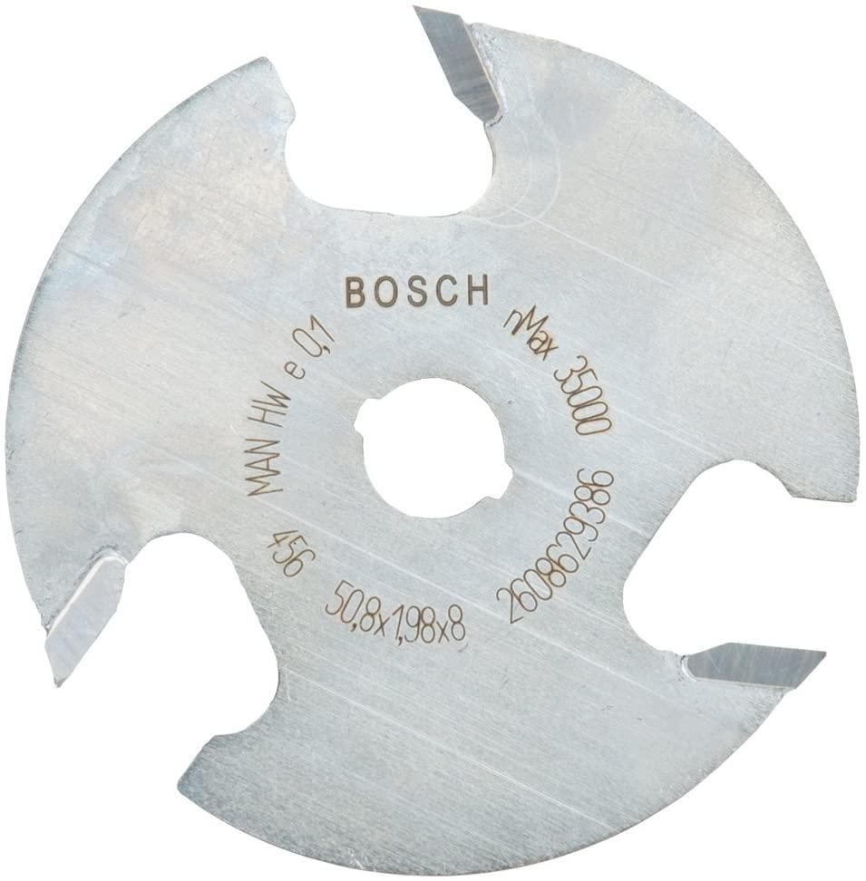 Bosch 2608629386 Panel Chamfer Bit 8x51x2mm