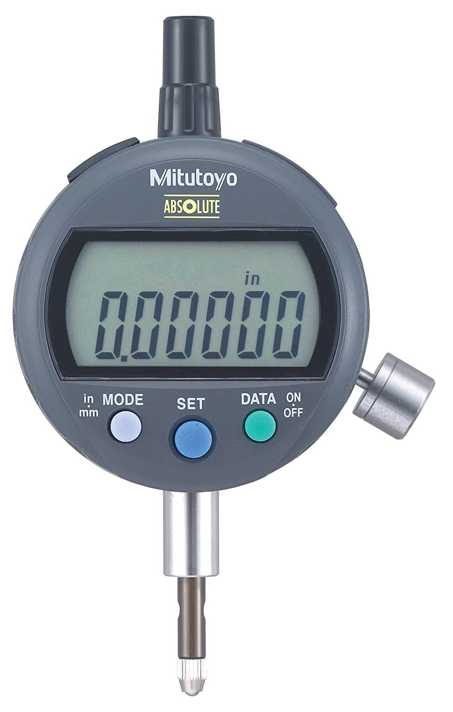 Mitutoyo 543-396B Absolute LCD Digimatic Indicator ID-C, Standard Type, #4-48 UNF Thread, 0.375