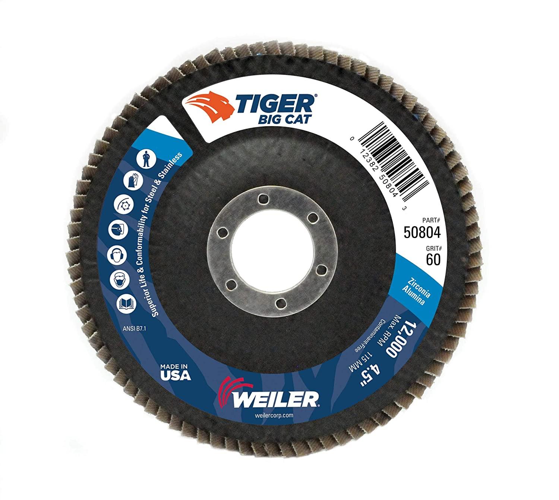 Weiler 50804V 4-1/2