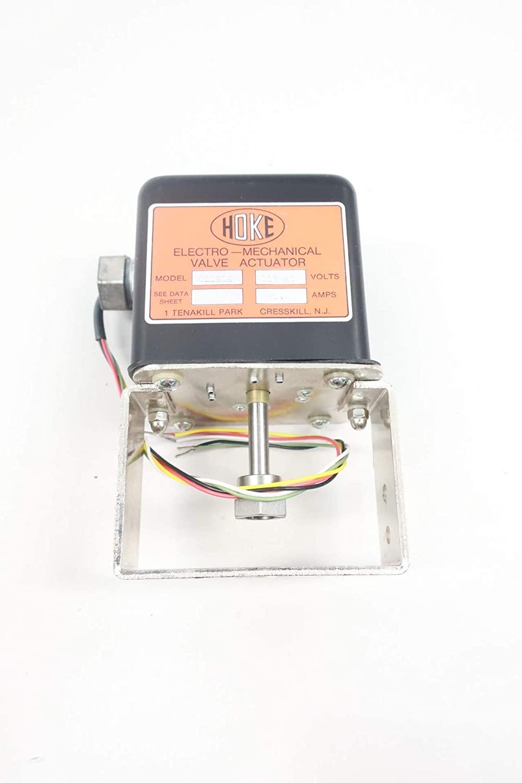 HOKE 0112L2 ELCTRO-Mechanical Valve Actuator 115V-AC