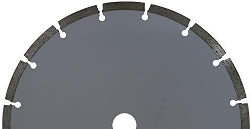 Tectool TT Diamond Cutting Disc universel-segmenté Vitrified, Multi-Coloured, 18161
