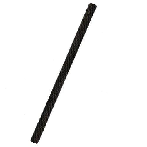 Alloy Steel Fully Threaded Rod, Meets ASTM A193 Grade B7, M12-1.75 Thread Size, 1 m Length, Right Hand Threads