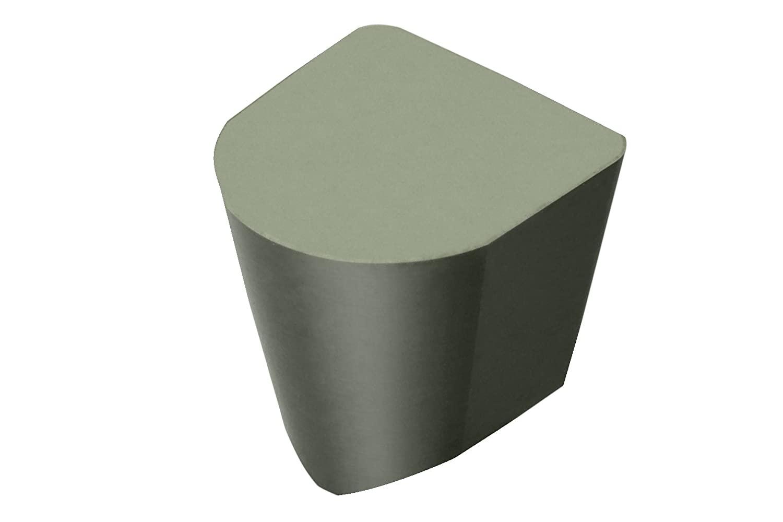Sandvik Coromant T-Max Ceramic Pre-Parting Insert, CC670 Grade, Uncoated, 1 Cutting Edge, CSGX 242 T0320, Neutral Cut, 0.25