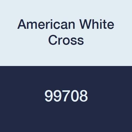 American White Cross Plastic Adhesive Strips, Sterile, 1-1/2