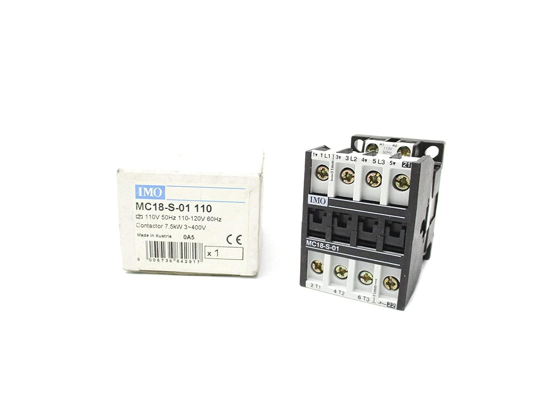 IMO MC18-S-01110 110-120V NSMP
