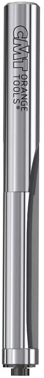 CMT 806.064.11 Solid Carbide Flush Trim Bit with 1-Inch Cutting Length and 1/4-Inch Shank