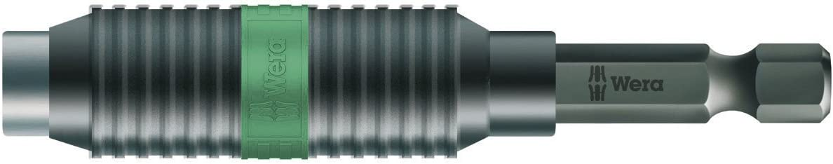 Wera Hexagon 897/4 R SB BiTorsion Rapidaptor, Universal Bit Holder 1/4