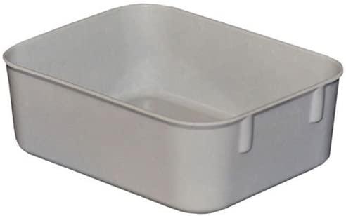 Molded Fiberglass Toteline Nesting Tote 9211085136-6-1/8