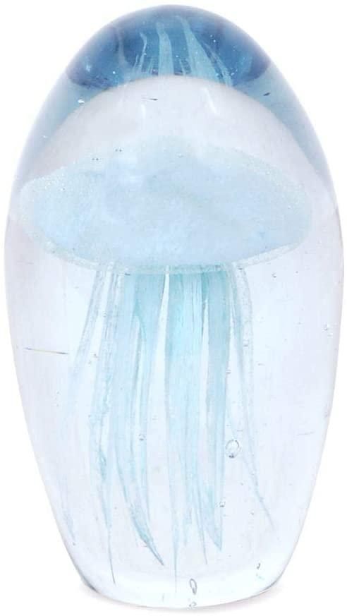 Medusa Glass Paperweight