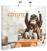 8' Serpentine Coyote Full Graphic Mural Kit