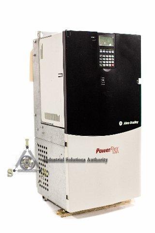 Rblt Allen-Bradley PowerFlex 700 VFD 20BD125A3ANNAEC0 75/100 HP, 480 V, 1 Yr Wty