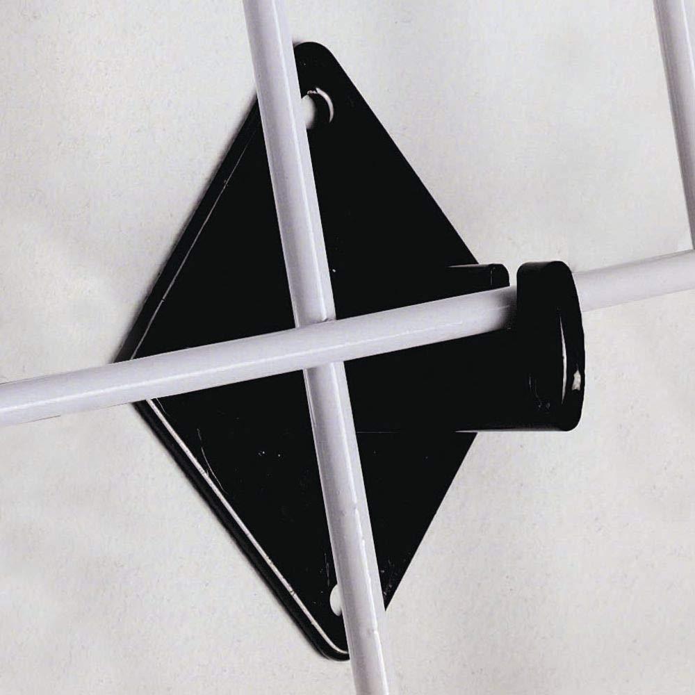 Black Grid Brackets
