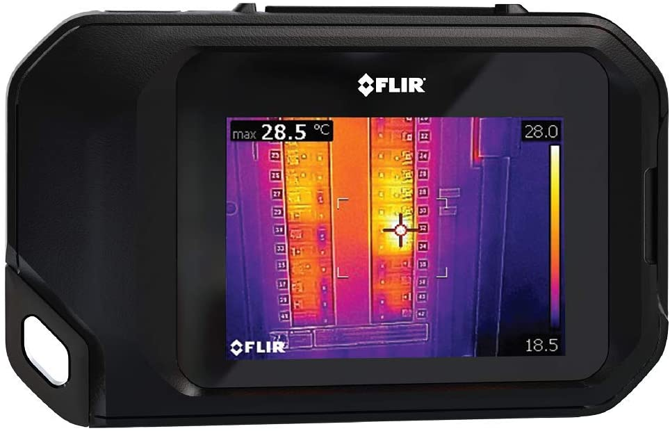 Flir C3 – Compact Thermal Camera with Wi-Fi