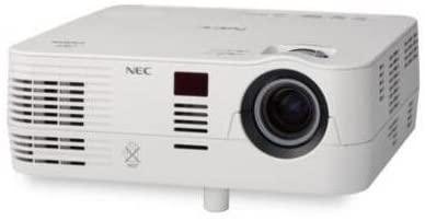 NEC NP-VE281 3D Ready DLP Projector, 576p, EDTV, 800x600, SVGA, 3000:1, 2800 lumens, HDMI, VGA, Speaker
