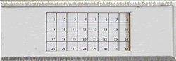 Slide in Holder w/Glass Coverslip, 32 Spaces, White 25/pk
