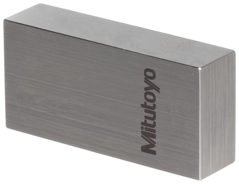 Mitutoyo Steel Rectangular Gage Block, ASME Grade 00, 0.65